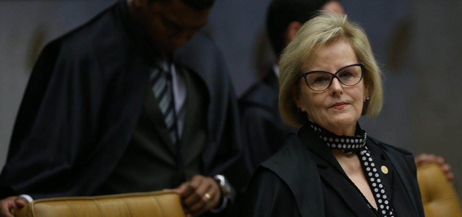Rosa Weber ressalta que não há fraude comprovada das urnas eletrônicas