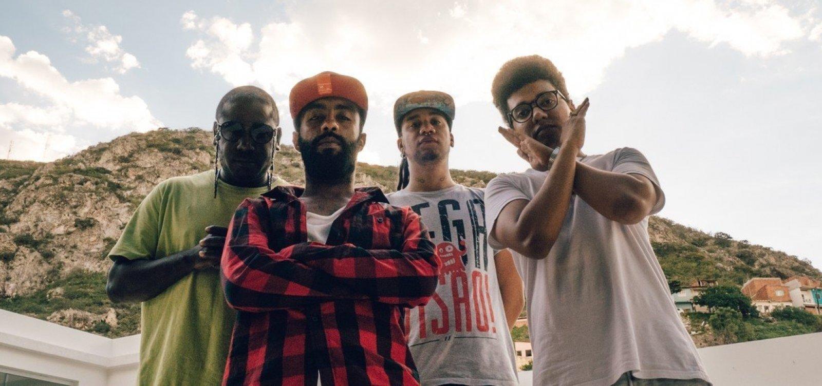 Àttooxxá faz show gratuito em São Tomé de Paripe neste sábado