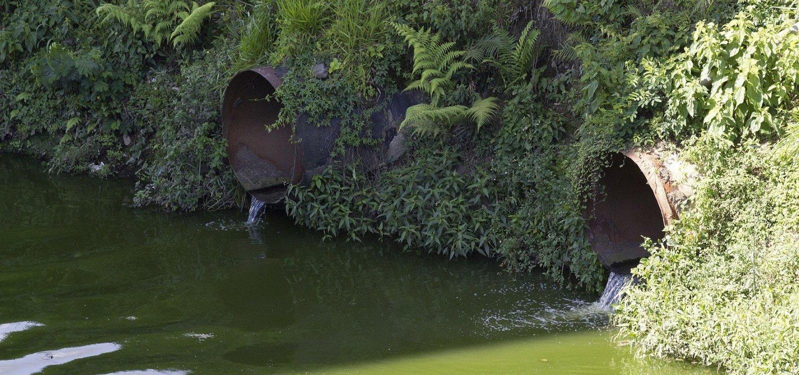 Doenças ligadas à falta de saneamento atingem metade dos municípios baianos