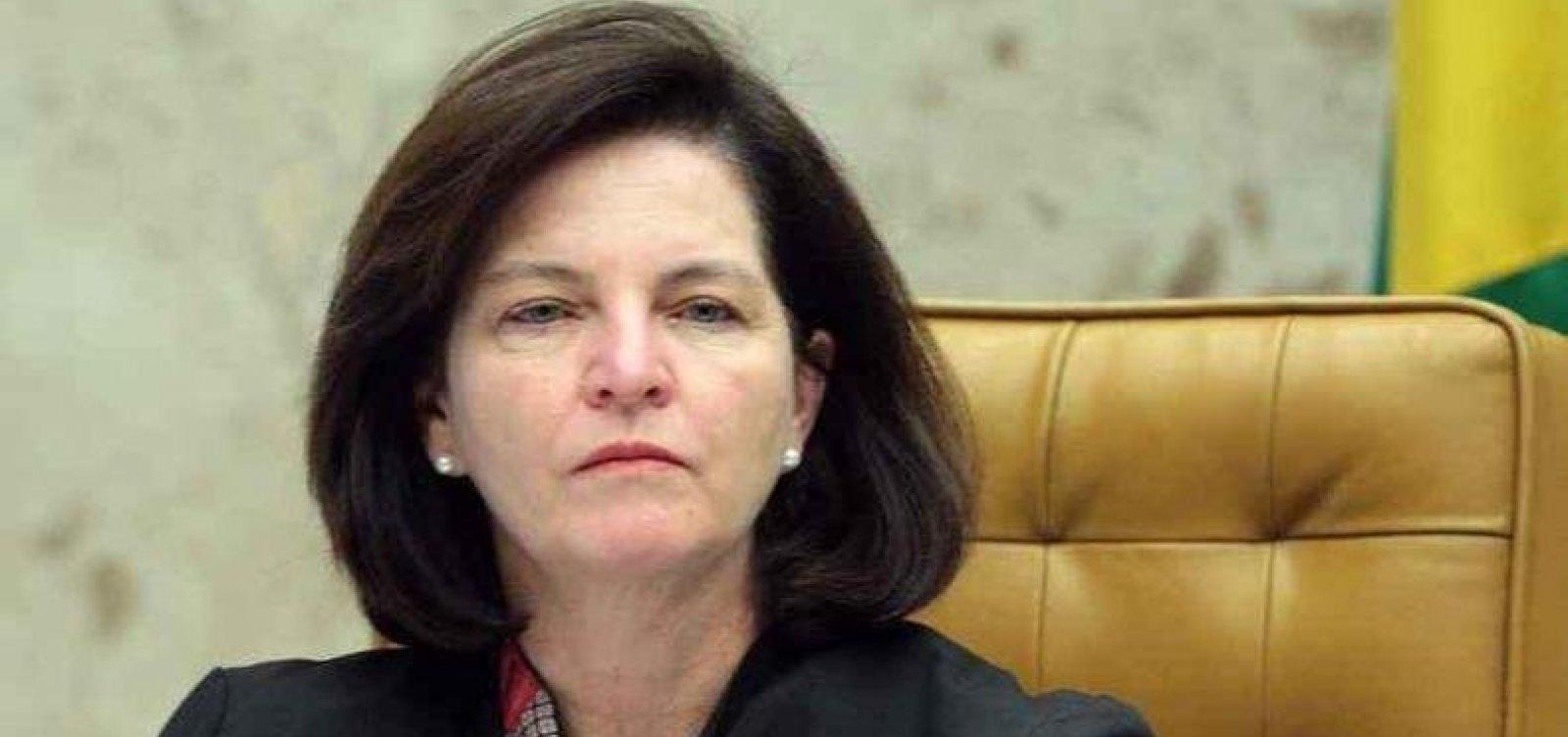 Raquel Dodge diz que Gilmar Mendes é 'revisor universal das prisões'