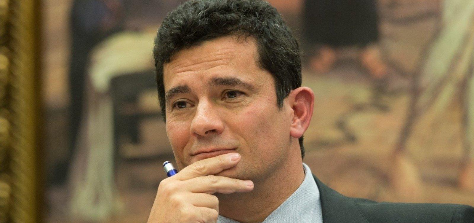 Moro defende competência para julgar ação sobre sítio de Atibaia