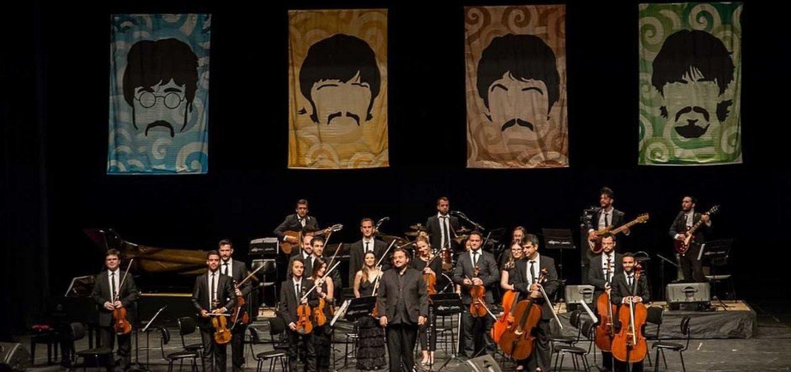 Orquestra Ouro Preto traz espetáculo The Beatles para Salvador