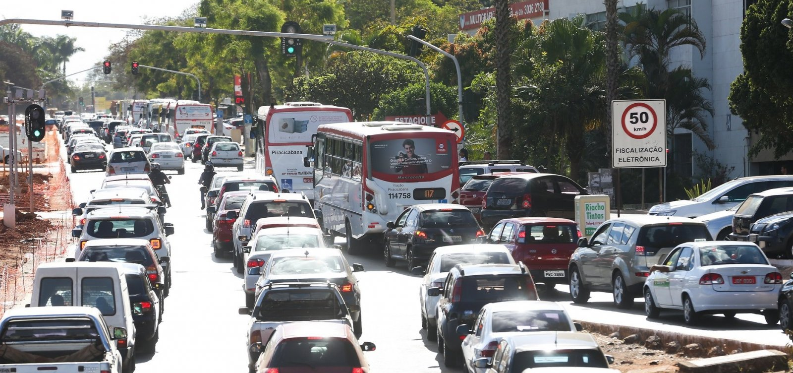 Salvador reduziu mais de 40% o número de mortes no trânsito, diz Ministério da Saúde