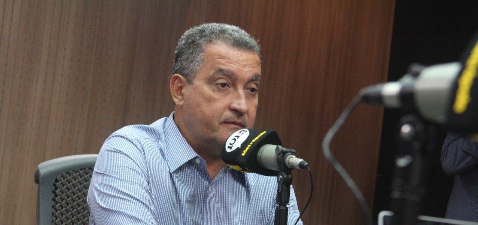 Rui aposta em Haddad eleito no primeiro turno e diz não se preparar para Bolsonaro