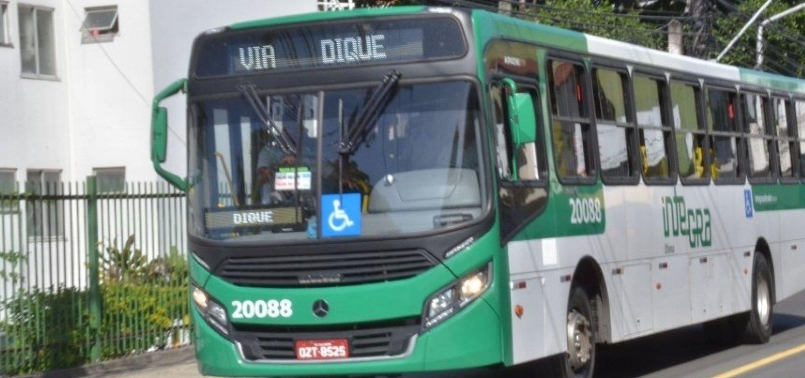 Ônibus voltam a circular no Jardim das Margaridas