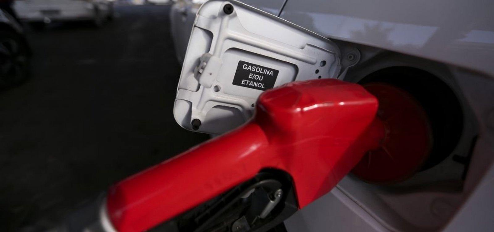 Bahia tem a gasolina mais cara do Nordeste, segundo ANP