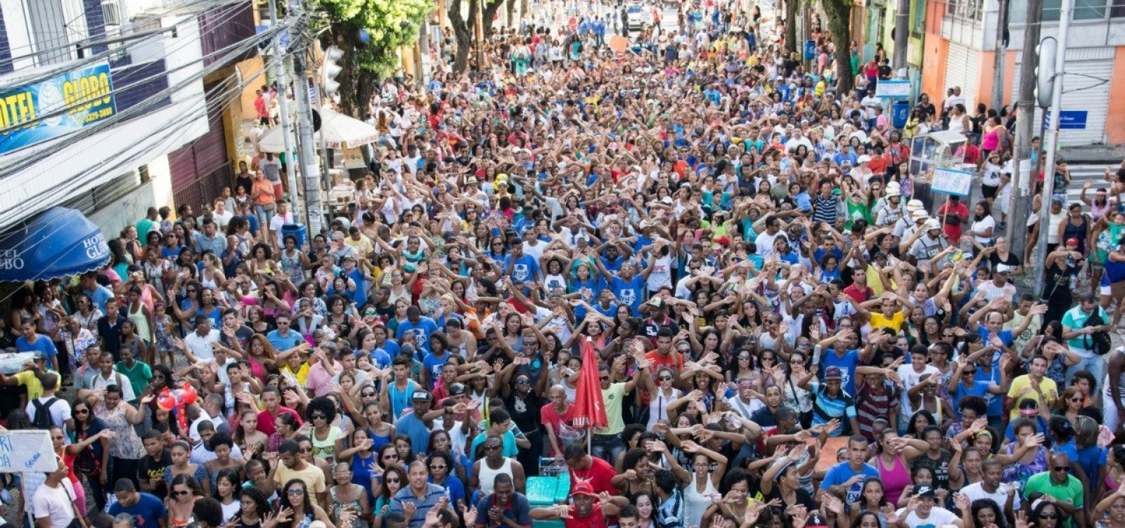 21ª Marcha para Jesus será realizada no Campo Grande