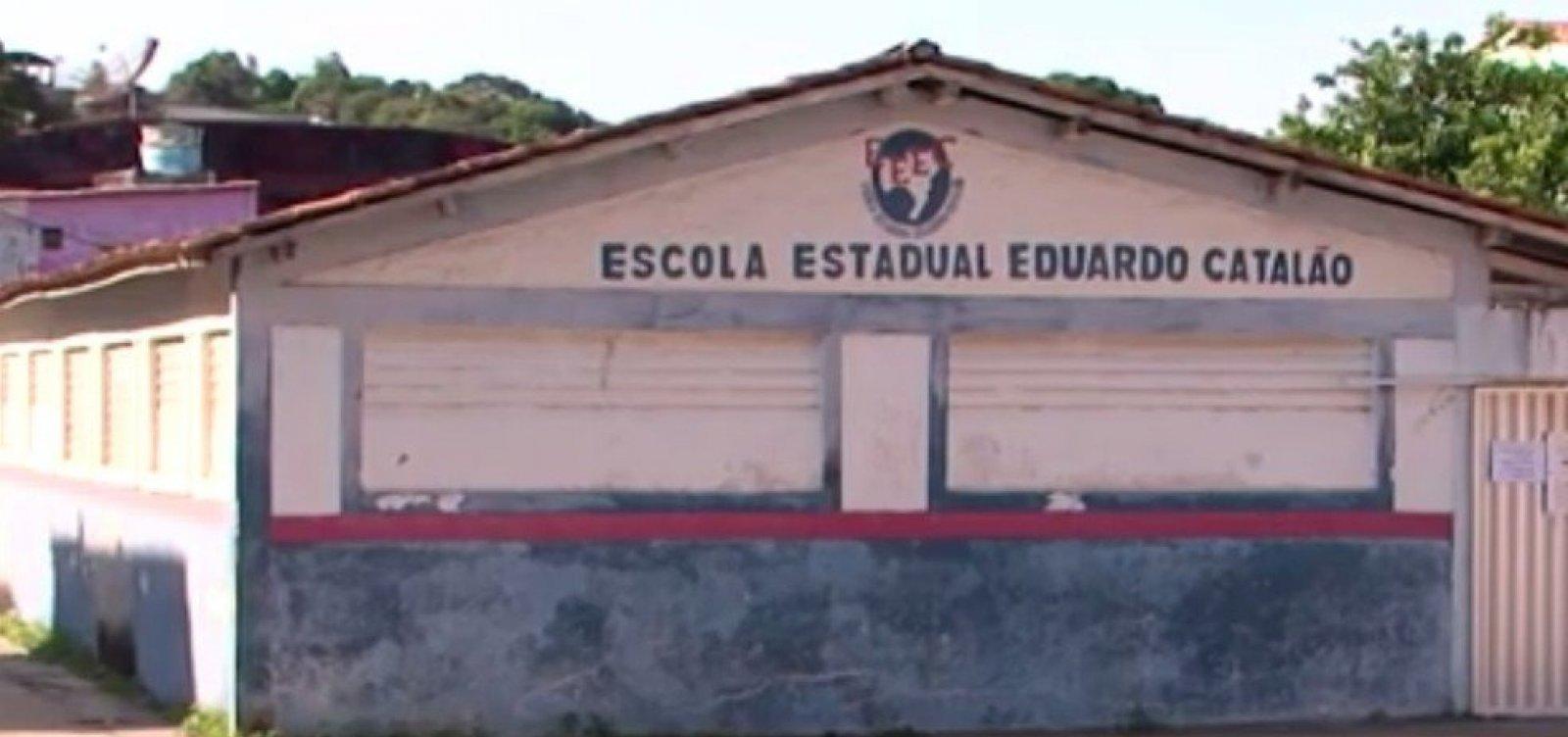 Estudantes de escola em Ilhéus serão transferidos após aluna receber choque