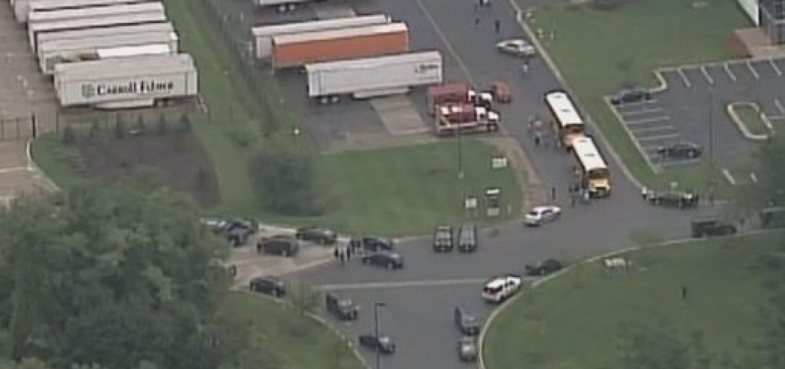 Tiroteio deixa três mortos no subúrbio de Maryland, nos EUA
