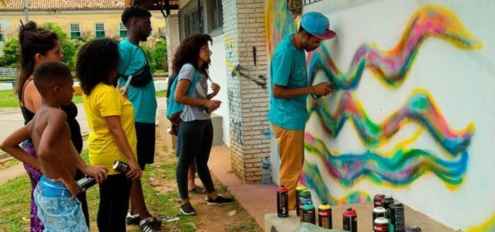 Festival em Salvador oferece shows e oficinas gratuitas nos próximos dois finais de semana
