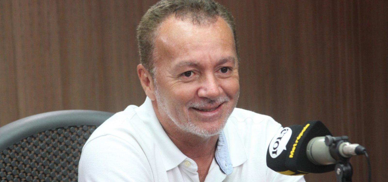 Bobô revela vontade de presidir o Bahia