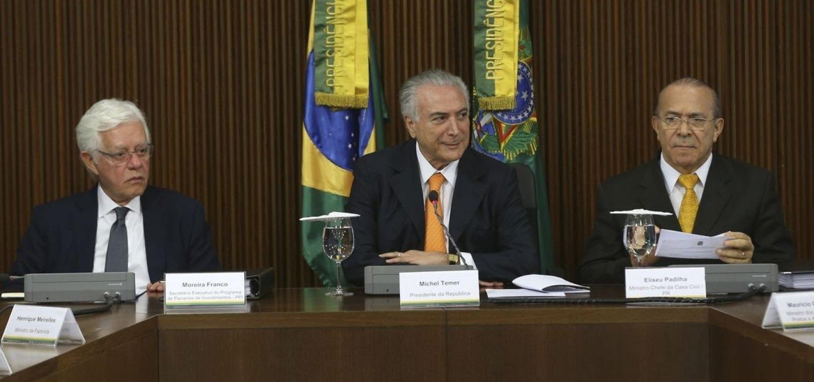 Temer e ministros são chamados a depor sobre esquema criminoso na Petrobras