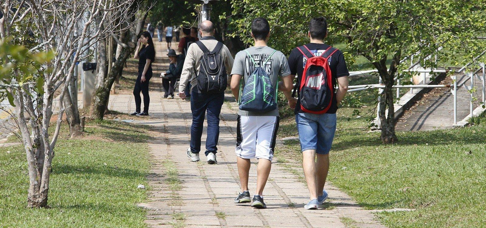 Cresce número de estudantes do ensino superior na Bahia