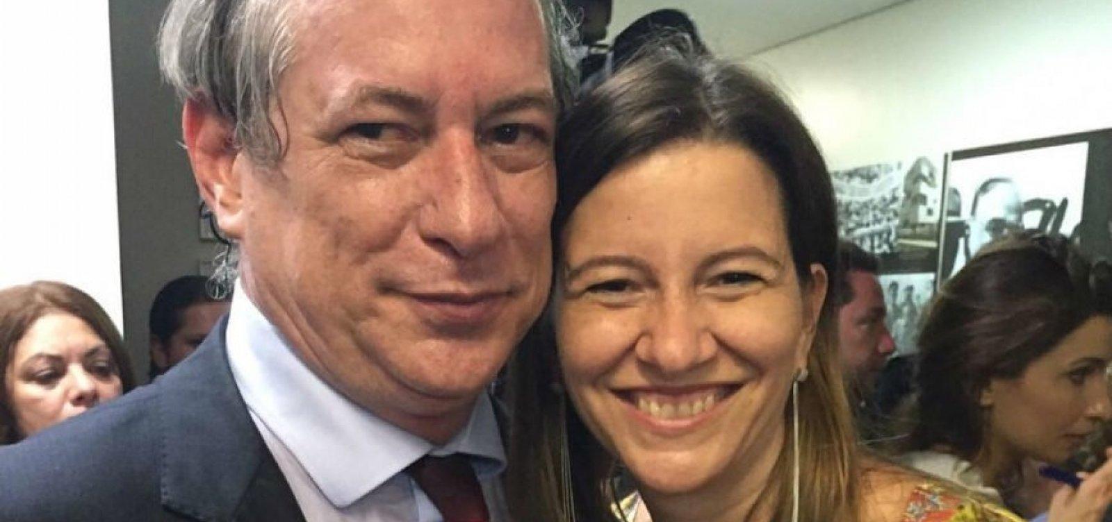 Tribunal rejeita candidatura de irmã de Ciro Gomes