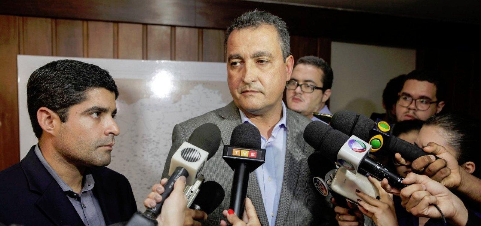 Justiça proíbe ACM Neto de alegar falta de ajuda do governo do Estado