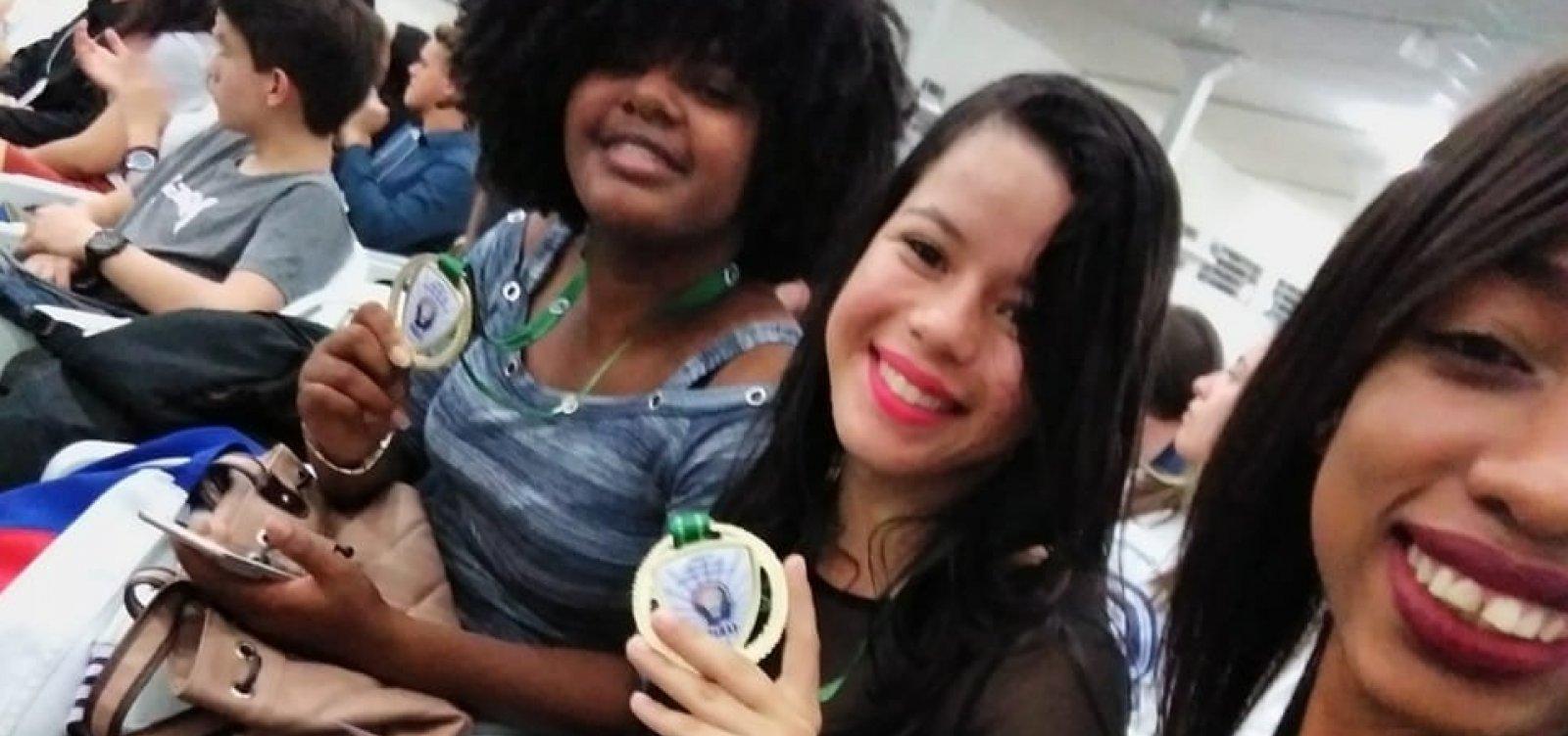 Projetos de iniciação científica de estudantes da rede estadual da Bahia são premiados em feiras científicas