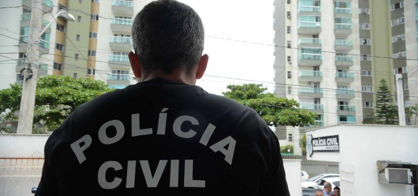 MP-BA abre inquérito contra delegado-geral da Polícia Civil