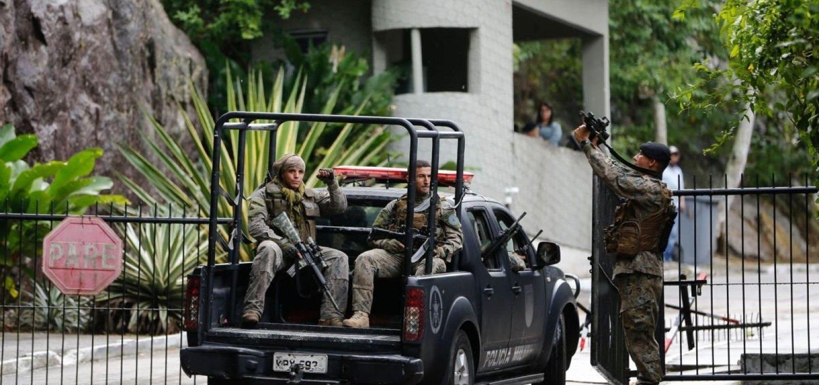 Intervenção federal no Rio cria 'QG da compra' para gastar R$ 1 bilhão em equipamentos