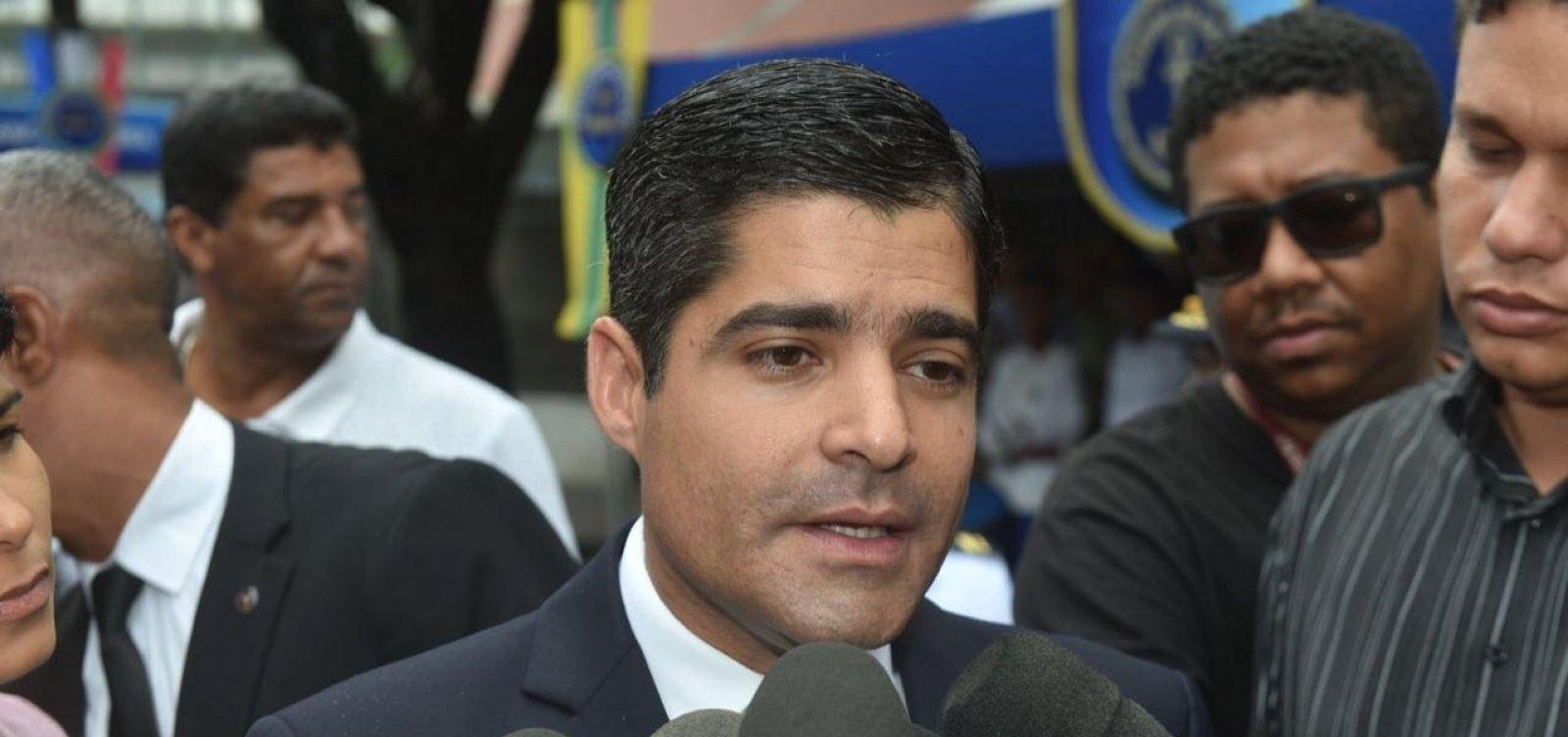 ACM Neto diz não se arrepender de apoiar Alckmin e fala sobre carta de FHC