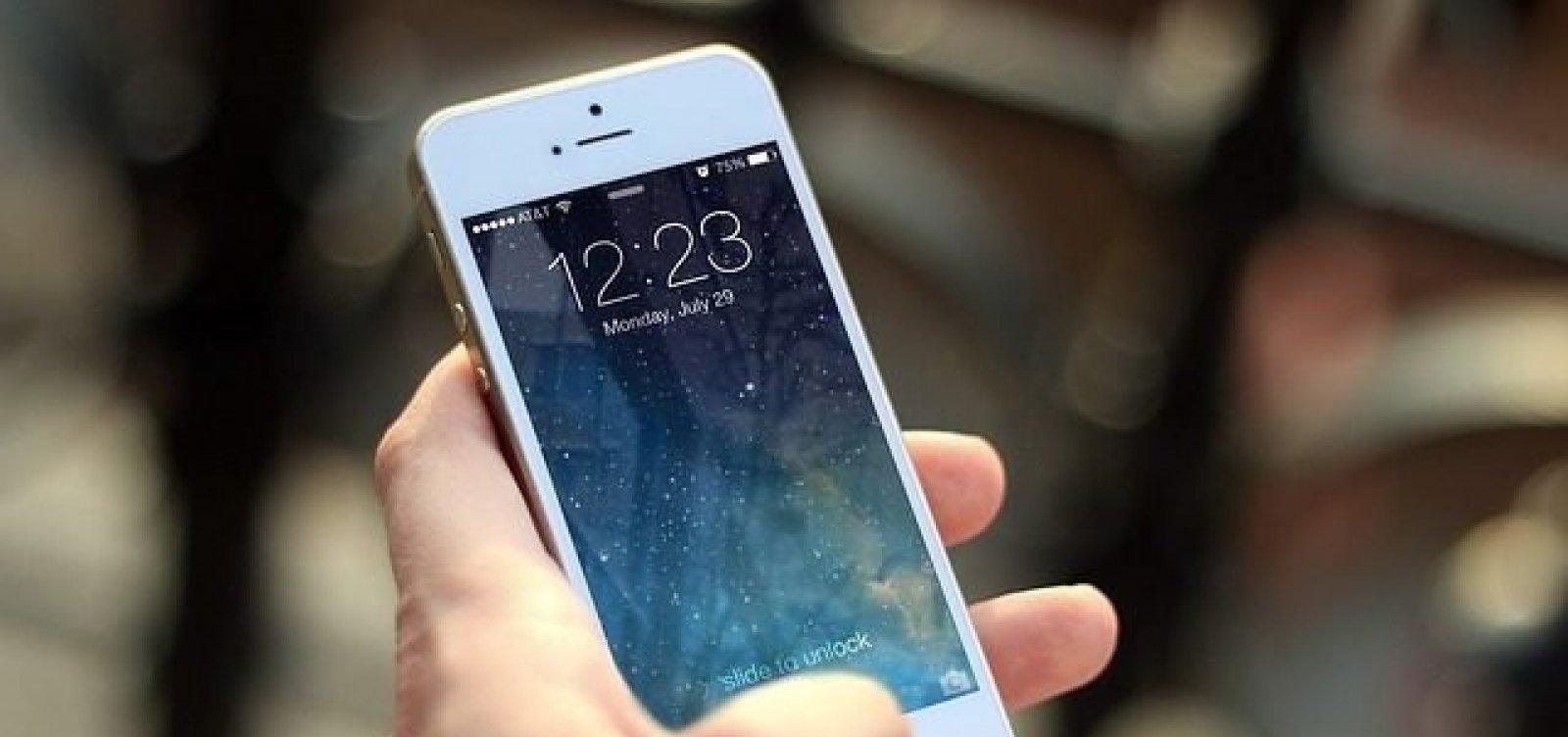 Anatel começa a alertar sobre bloqueio de celulares piratas em 10 estados; Bahia está fora