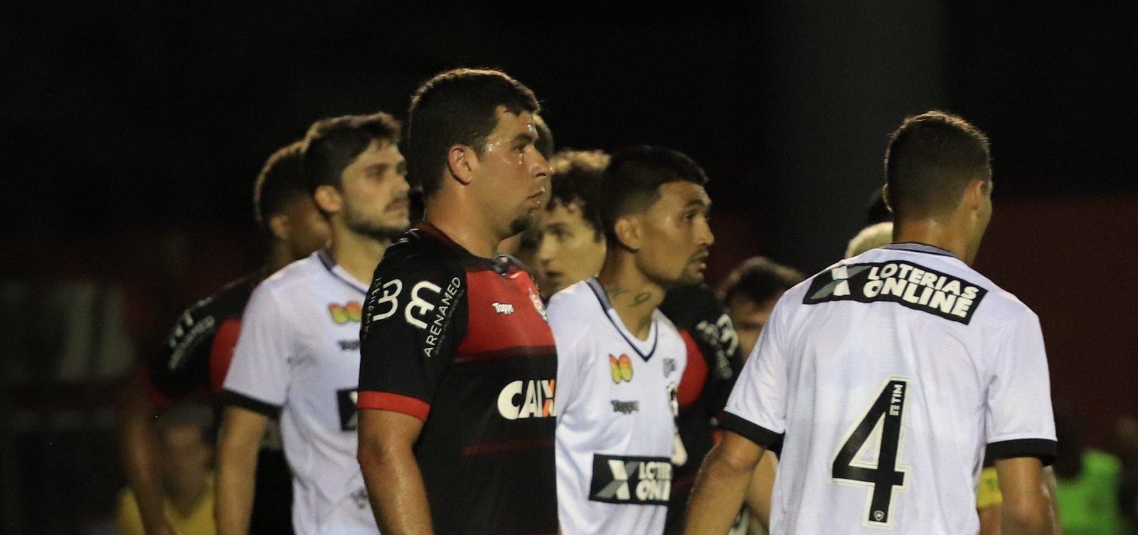'Não adianta lutar até o fim e sair perdendo', diz André Lima após derrota