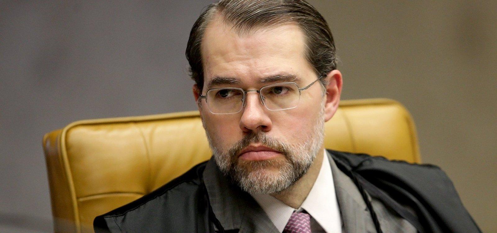 'Resultado da eleição será respeitado', avisa presidente do STF
