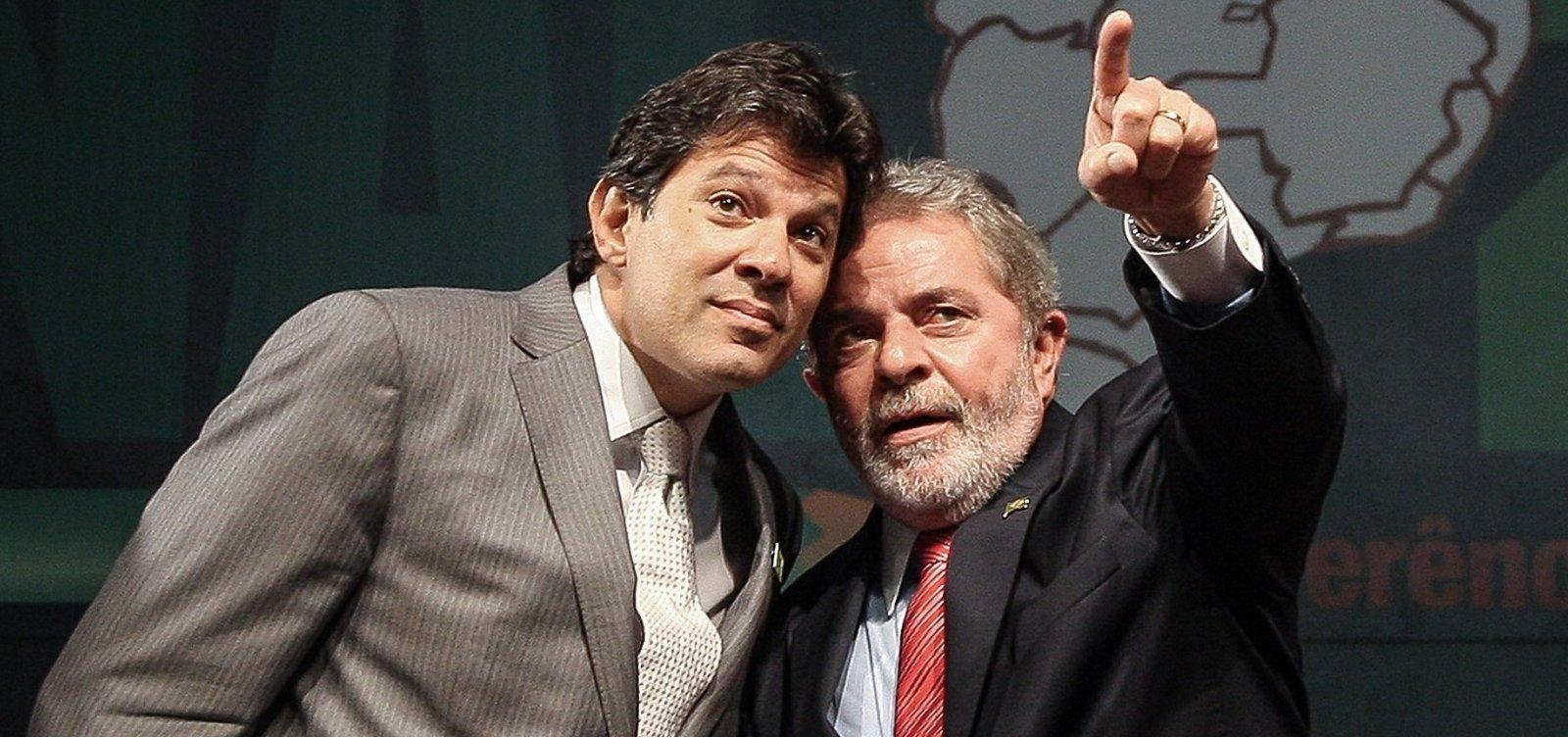 PT recorre e quer que Lula grave vídeos de campanha