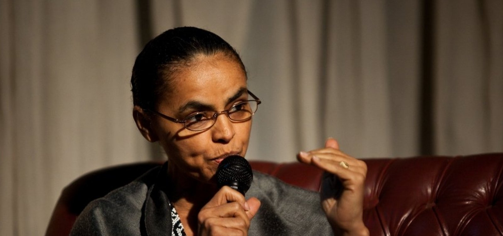 Marina comete ato falho e se autointitula presidente do Brasil