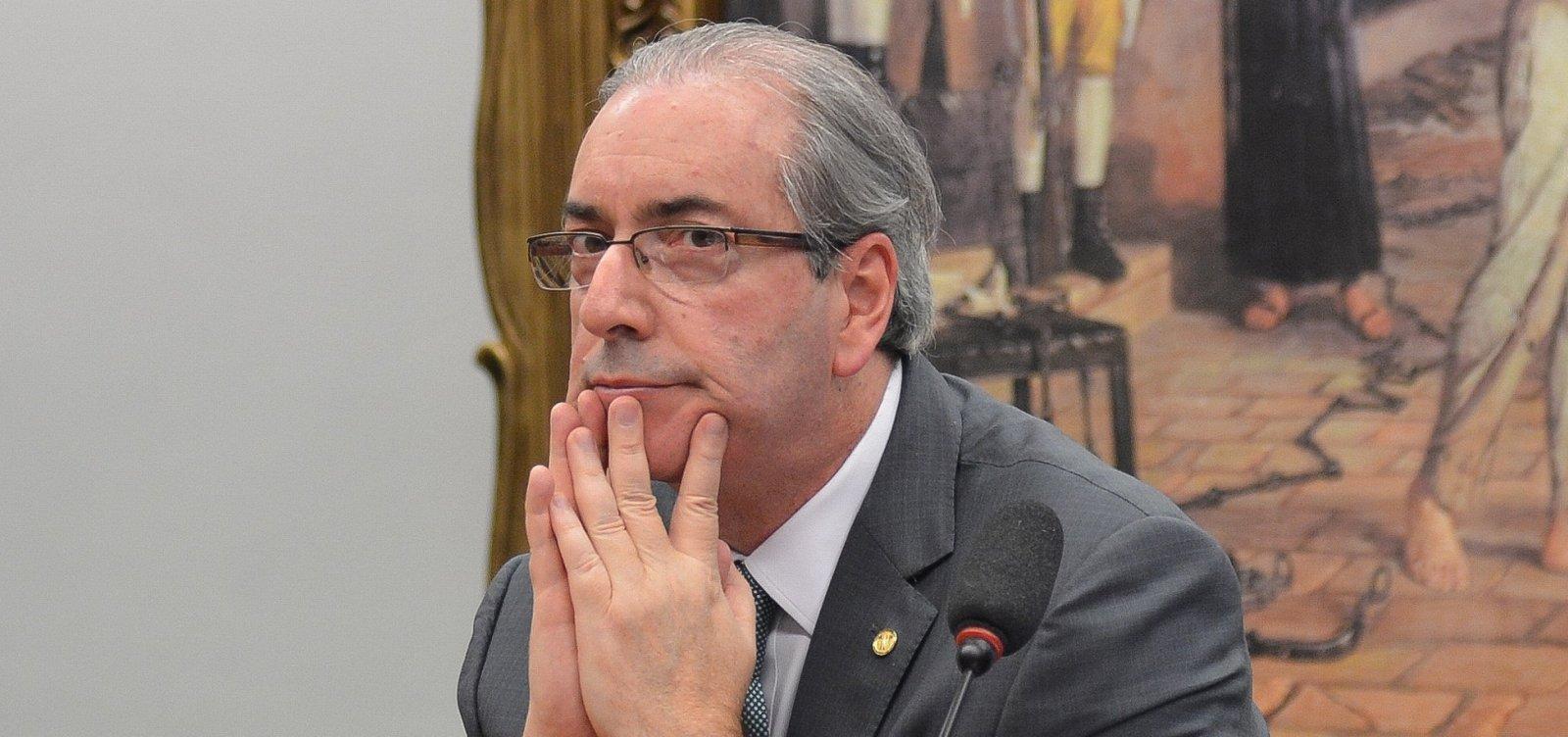 Eduardo Cunha divulga carta pedindo voto à filha