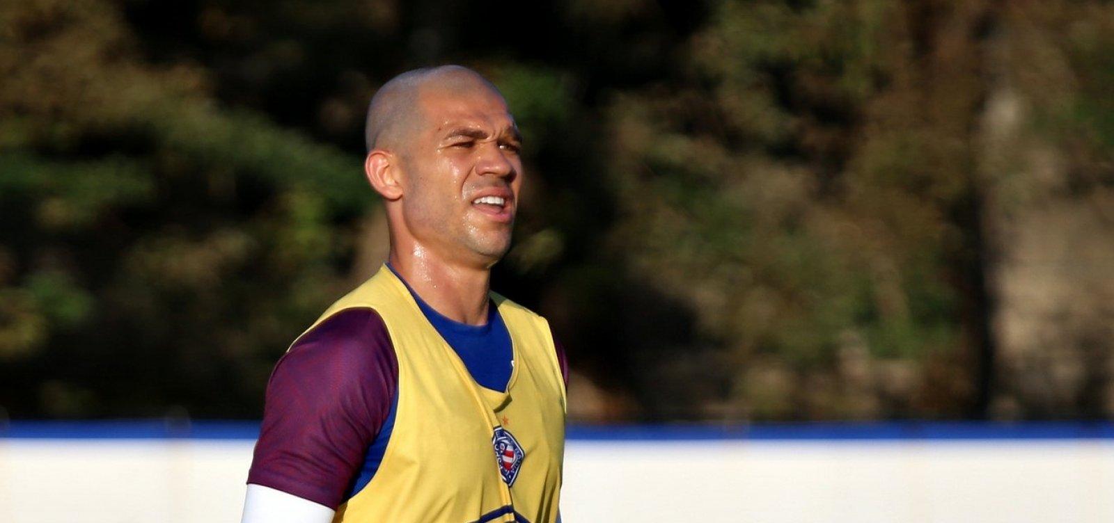 Nilton lamenta derrota e fala em 'imaturidade' contra o Vasco