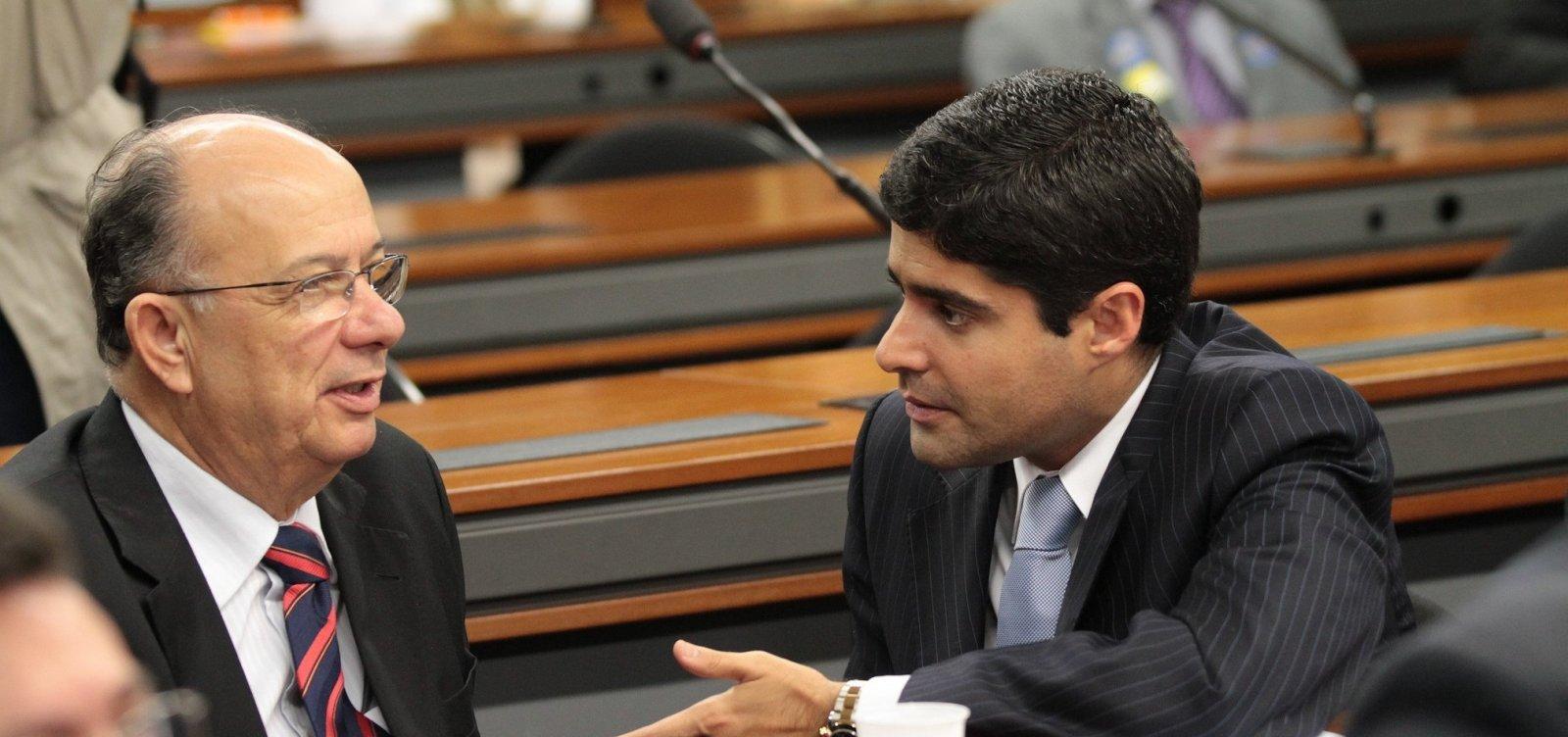 Após 'enquete', ACM Neto enquadra Zé Ronaldo sobre apoio a Alckmin