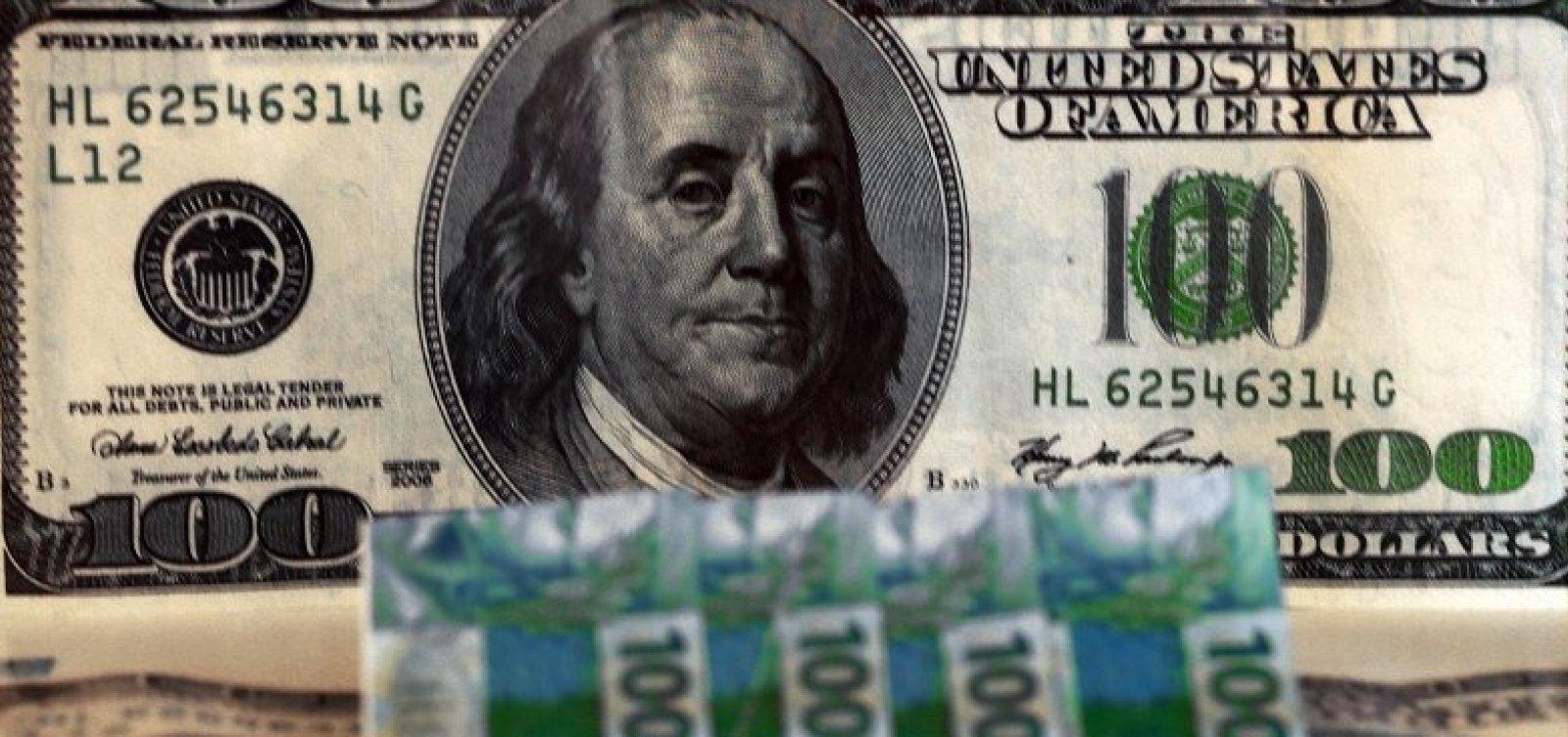 Repasse da alta do dólar para os preços tem se mostrado contido, diz BC