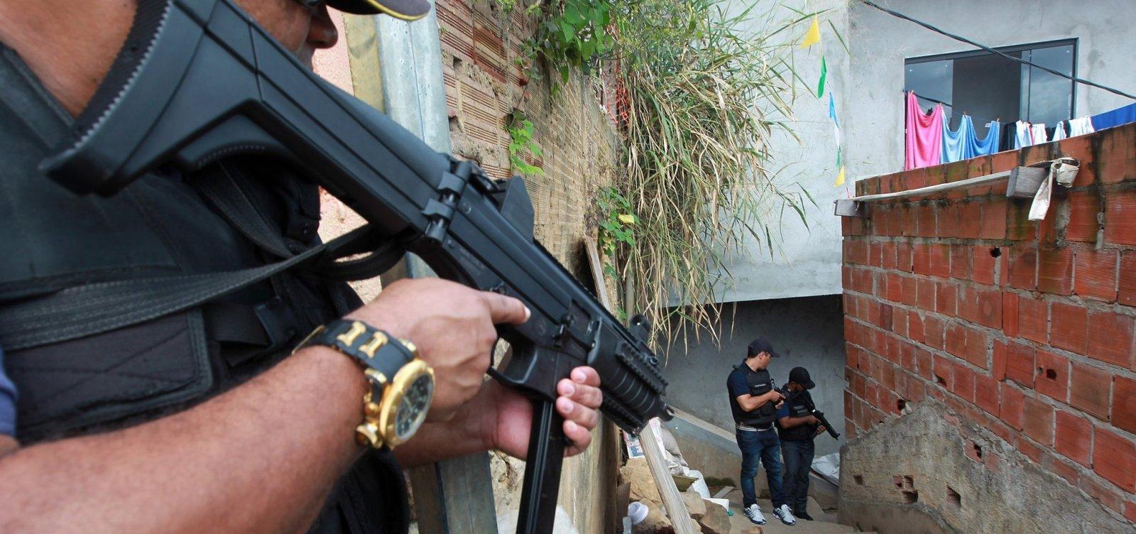 Brasil registra pelo menos 3 mil assassinatos no mês de julho