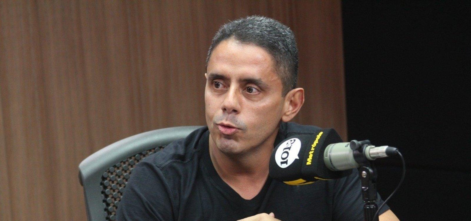 Gamil diz que OAB-BA está contaminada pela 'política tradicional'