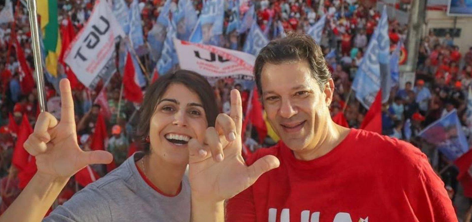 TSE aprova candidatura de Haddad à Presidência