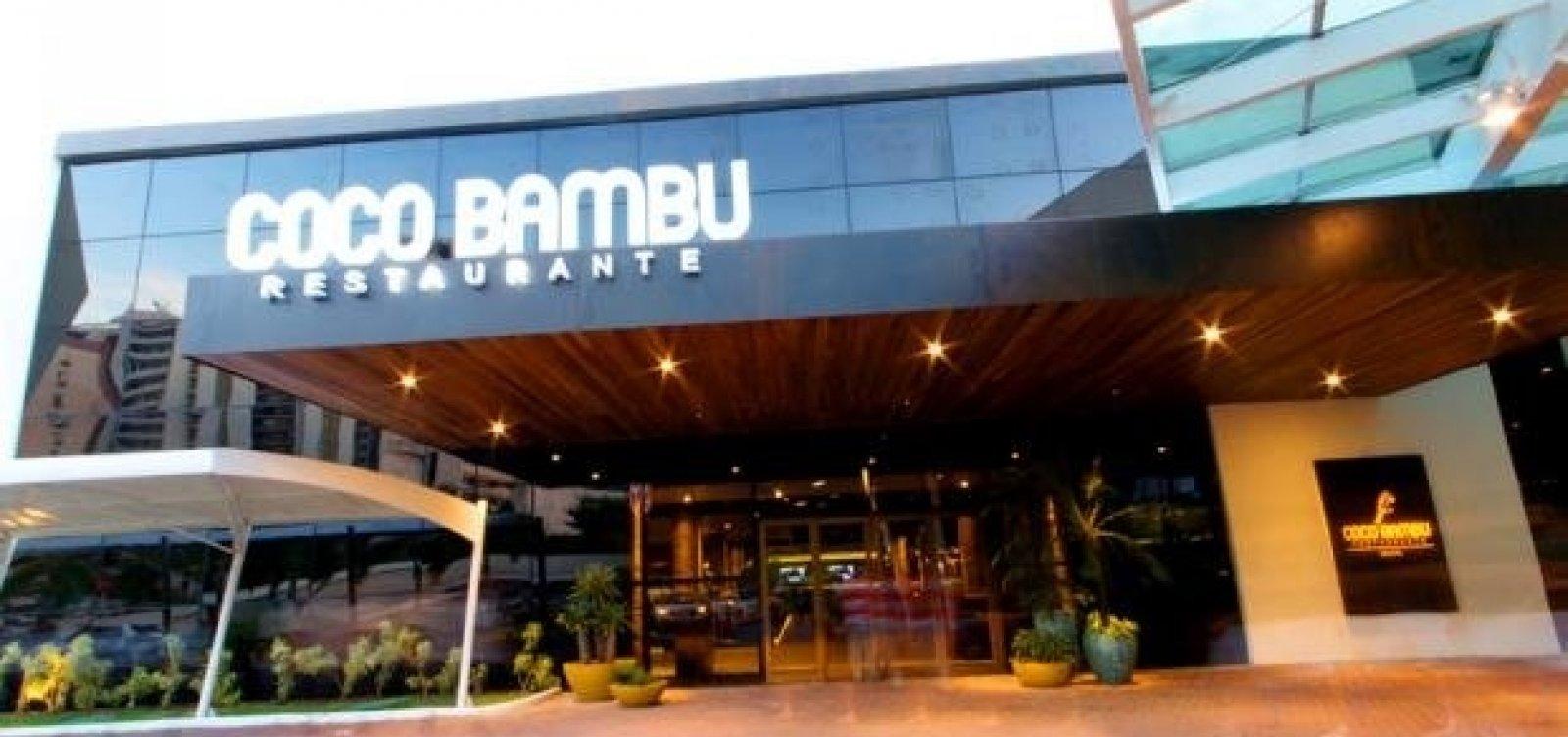 Donos do Coco Bambu doam para Bolsonaro e internautas propõem boicote
