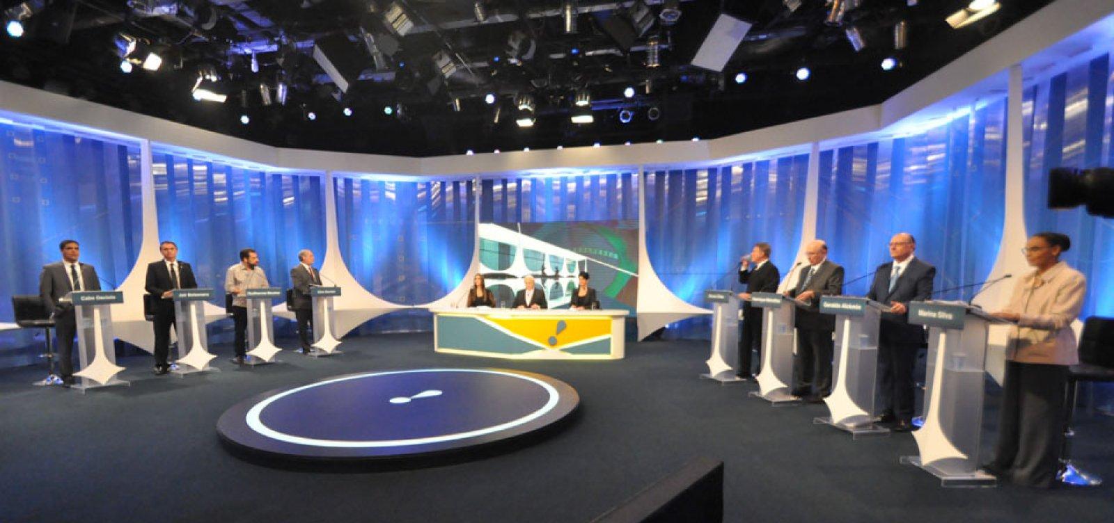 Ibope: Bolsonaro aparece com 27%; Haddad, 21%, e Ciro, 12%