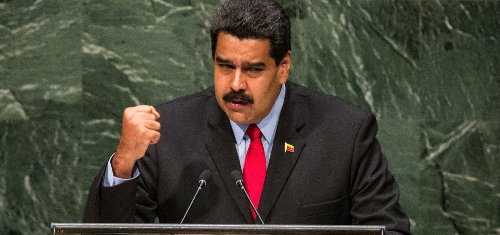 Seis países denunciam governo Maduro a Tribunal Penal Internacional