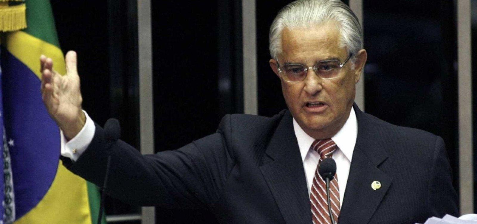 Ex-governador do DF, Joaquim Roriz morre em Brasília