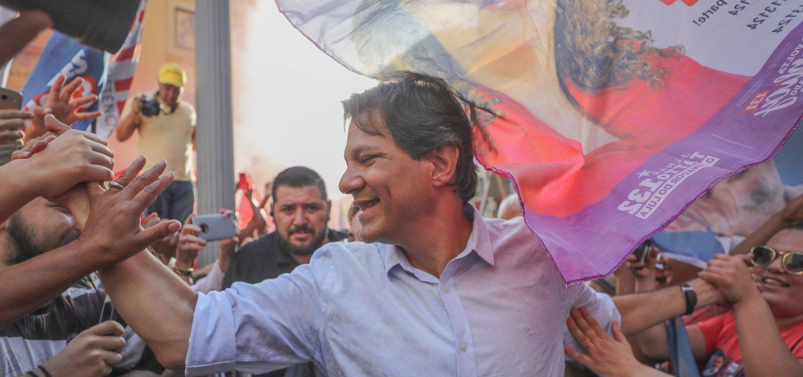 Haddad nomeia acusado de caixa 2 como tesoureiro da campanha