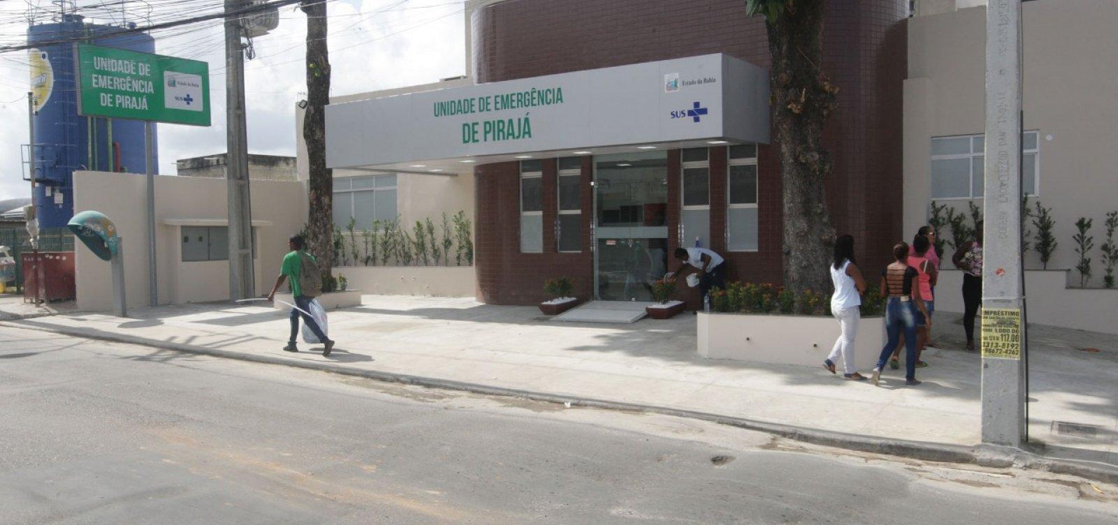 Governo reinaugura Unidade de Emergência no bairro de Pirajá