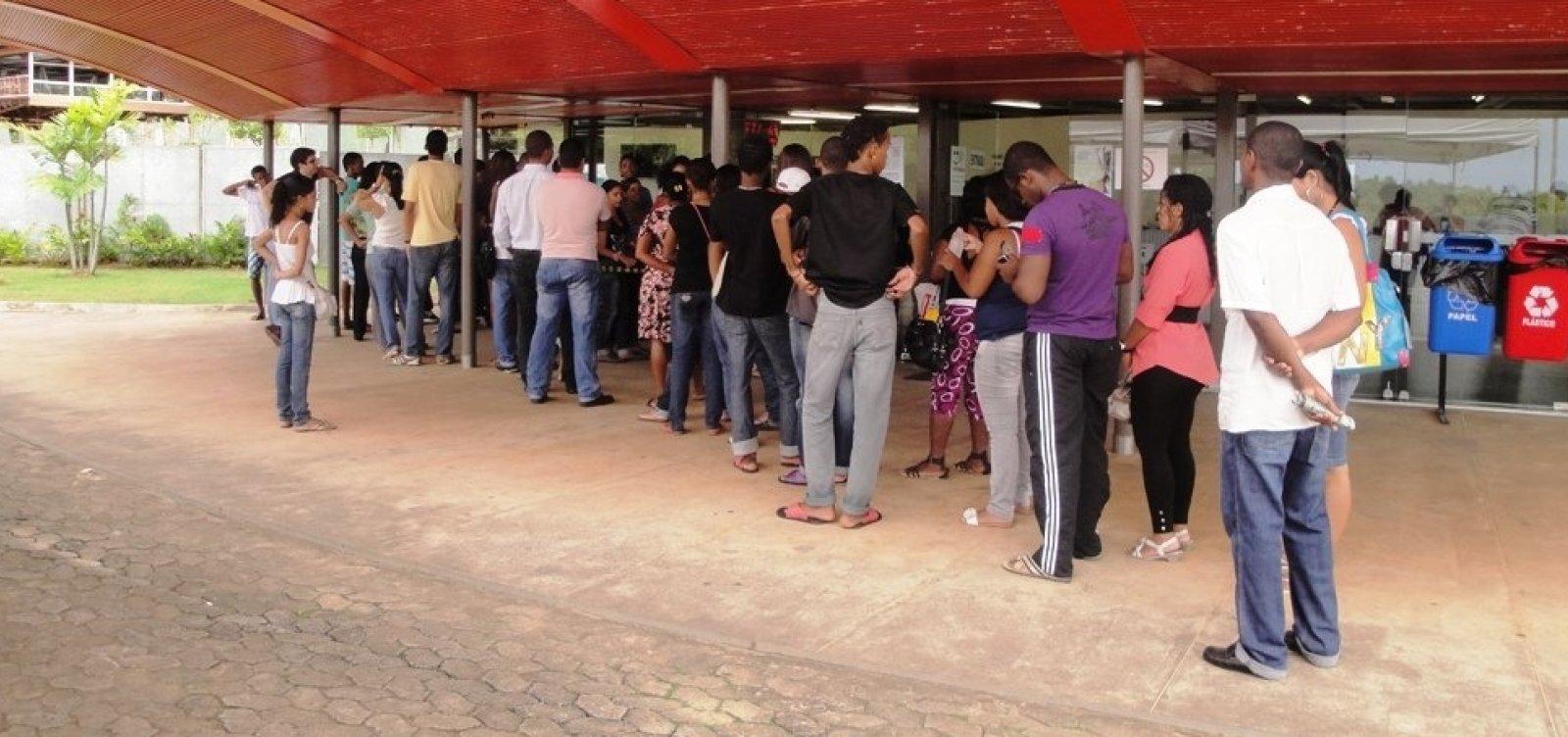 Mais da metade dos baianos está pessimista sobre o futuro do Brasil, diz Ibope