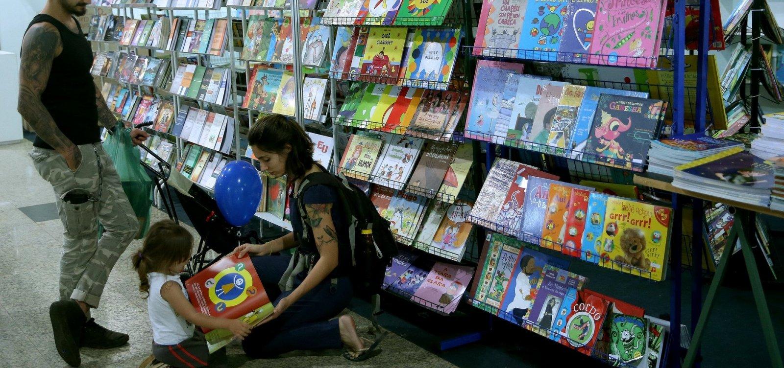 Salvador sedia primeira Feira do Livro Infantil em outubro