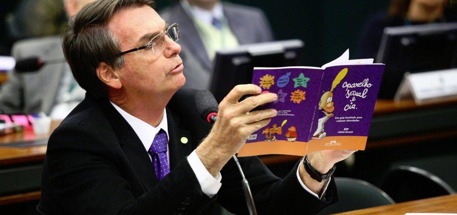 Bolsonaro omitiu imóveis em declaração de bens em campanha, diz jornal