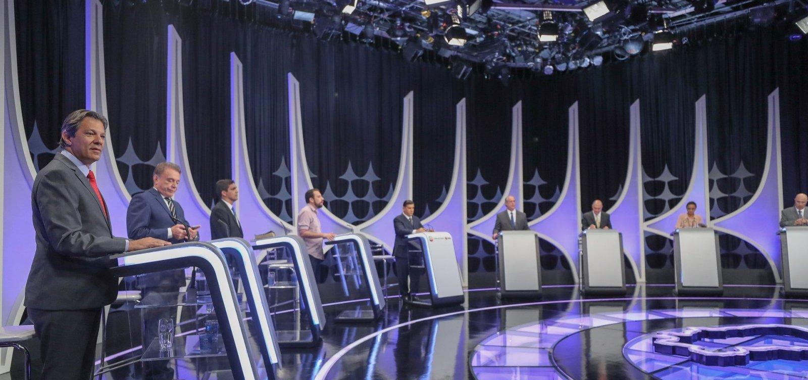 Datafolha: Bolsonaro mantém 28%; Haddad cresce seis pontos e chega a 22%