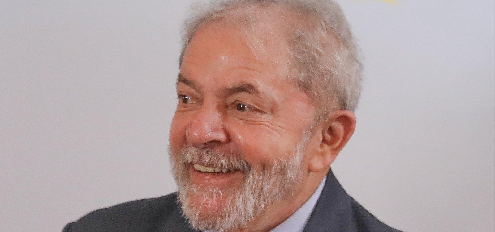 Fux proíbe entrevista com Lula na prisão
