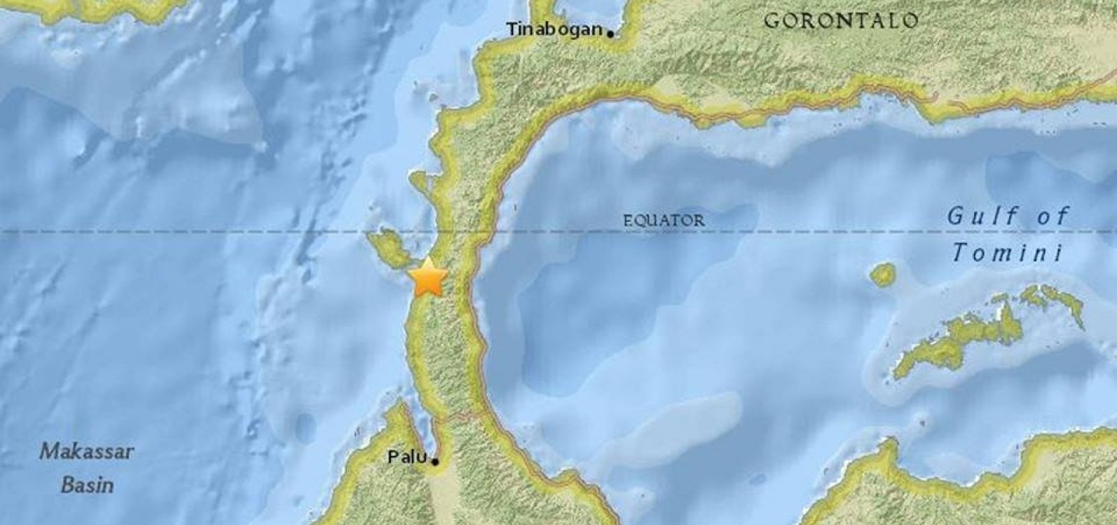 Terremotos e tsunami deixam quase 400 mortos na Indonésia