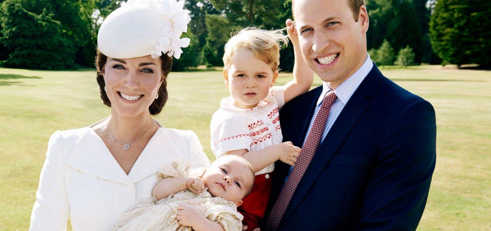 Kate Middleton pode estar grávida pela quarta vez