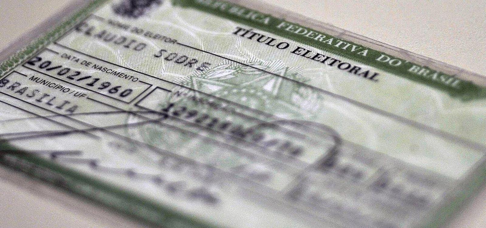 TRE-BA emite nota sobre alto número de títulos eleitorais cancelados no estado