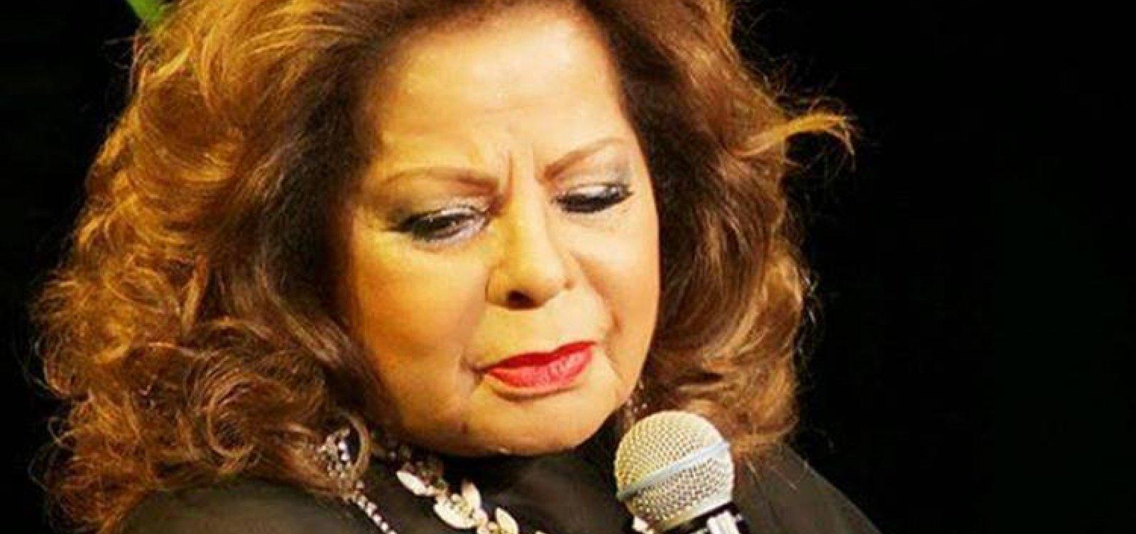 Cantora Angela Maria morre aos 89 anos em São Paulo